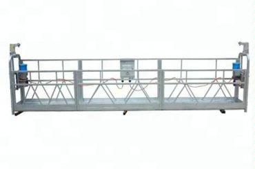 Harga murah Platform akses yang ditangguhkan / Akses ditangguhkan gondola / Akses yang ditangguhkan tempat ayunan / akses ditangguhkan tahap ayunan