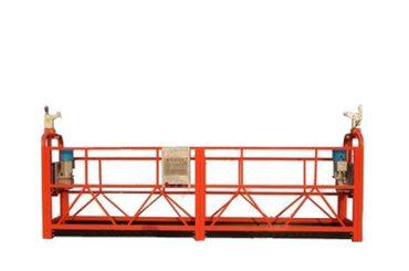 zlp500 peralatan konstruksi panggung yang ditopang udara untuk dinding eksterior