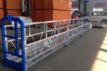 baik harga ditangguhkan platform / ditangguhkan gondola / ditangguhkan cradle / scaffolding ditangguhkan dengan sertifikat ce dan iso