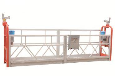 zlp630 dicat fasad baja membersihkan ditangguhkan platform kerja