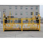 kualitas tinggi dan panas zlp630 zlp800 platform kerja daya zlp 630 platform ditangguhkan