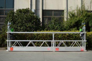 mast climbing suspended work platform / mobile elevated work platform