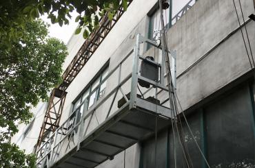 zlp1000 2,5m * 3 2,2kw 8kn ditangguhkan akses membuai dengan sistem kontrol listrik