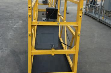 7,5m untuk sementara menangguhkan platform tali kawat untuk konstruksi