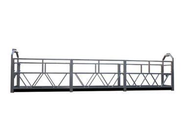 2 x 1,8 kw suspensi perancah fase tunggal ditangguhkan platform cradle zlp800