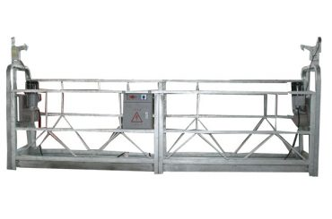 tali pengaman bergerak ditangguhkan platform zlp500 dengan kapasitas pengenal 500kg